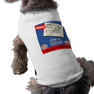 Philadelphia Council Of Defense Sleeveless Dog Shirt