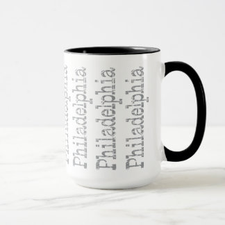 PHILADELPHIA FAN COFFEE MUG