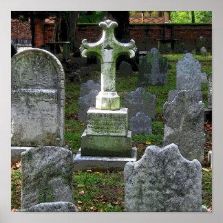 Philadelphia Graveyard CB Print