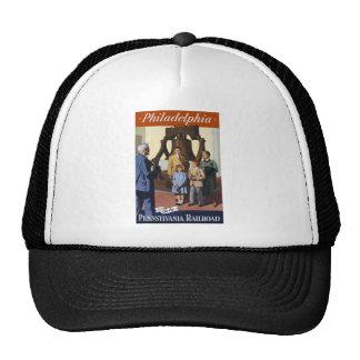 Philadelphia Mesh Hats