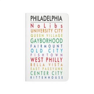 Philadelphia hoods pocket journal pride