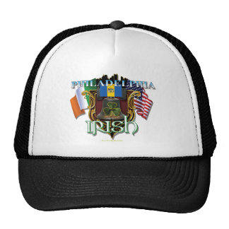 Philadelphia Irish Pride Trucker Hats