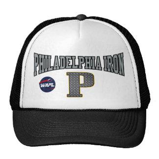 PHILADELPHIA IRON  CAP