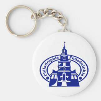 Philadelphia Key Ring