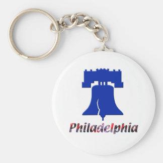 Philadelphia Liberty Bell Key Ring