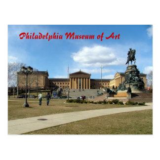Philadelphia Museum of Art Postcard