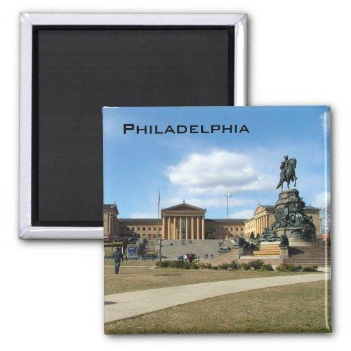 Philadelphia Museum of Fine Arts Magnet