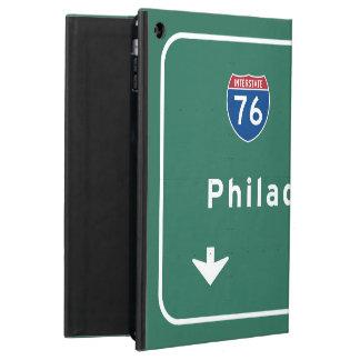 Philadelphia pa Interstate Highway Freeway Road : iPad Air Cover