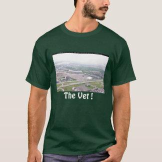 Philadelphia PA Veterans Stadium Aerial View T-Shirt
