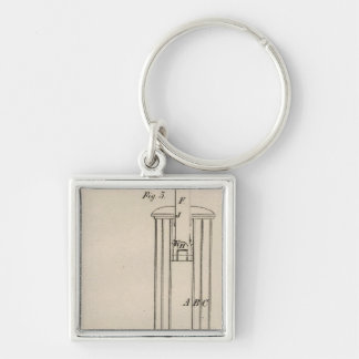 Philadelphia, Pennsylvania Key Ring