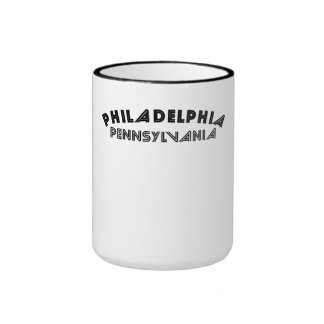 Philadelphia Pennsylvania Mugs