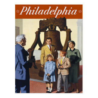 Philadelphia Pennsylvania Railroad Postcard