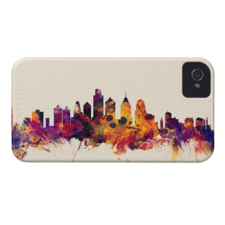 Philadelphia Pennsylvania Skyline iPhone 4 Case
