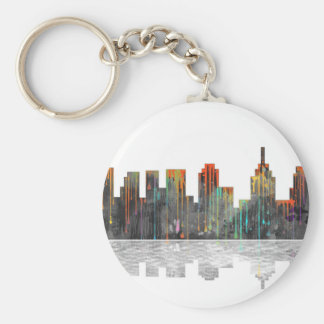 Philadelphia Pennsylvania Skyline Key Ring