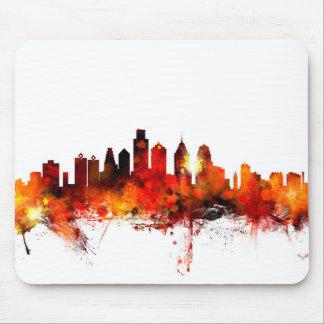 Philadelphia Pennsylvania Skyline Mouse Mat
