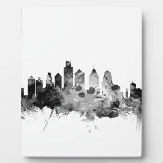 Philadelphia Pennsylvania Skyline Photo Plaque