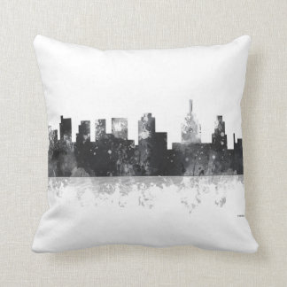 PHILADELPHIA PENNSYLVANIA SKYLINE - Throw Pillow