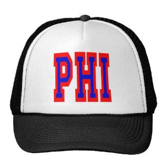 Philadelphia PHI Design 2 Hats