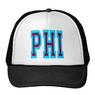 Philadelphia PHI Design 3 Hats