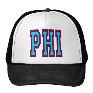 Philadelphia PHI Design 4 Cap