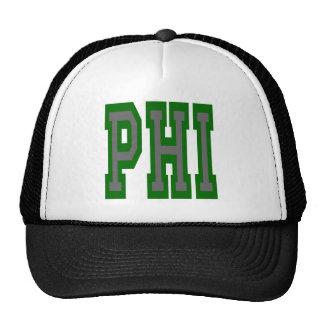 Philadelphia PHI Design 7 Trucker Hats