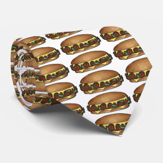 Philadelphia Philly Cheese Steak Sandwich Food Tie