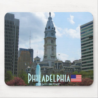 Philadelphia photography mousepad design
