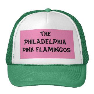 philadelphia pink flamingos cap