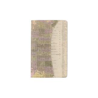 Philadelphia Pocket Moleskine Notebook