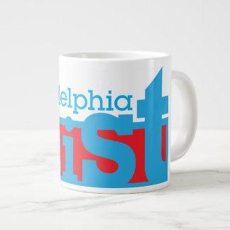 Philadelphia Resist Large Coffee Mug