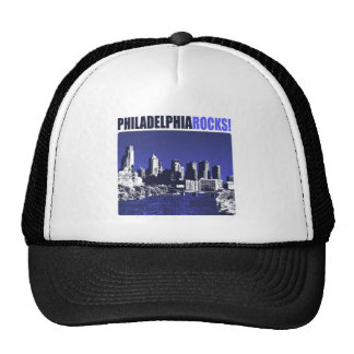 Philadelphia Rocks! Mesh Hats
