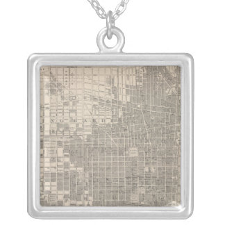 Philadelphia Silver Plated Necklace