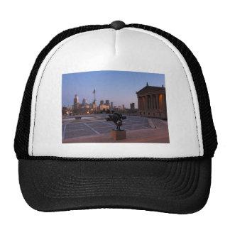 Philadelphia Skyline at Dusk Hat