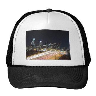 Philadelphia Skyline at Night Hat