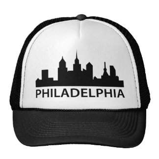 Philadelphia Skyline Trucker Hat
