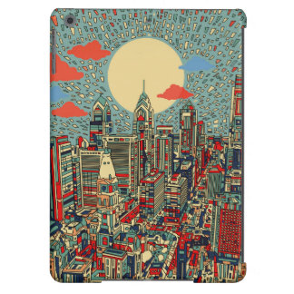 philadelphia skyline case for iPad air