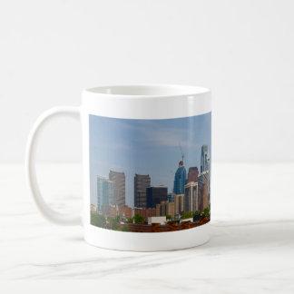 Philadelphia Skyline from South Philadelphia Coffee Mug
