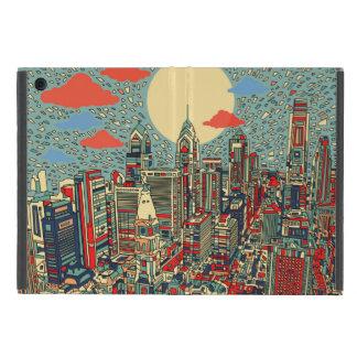 philadelphia skyline iPad mini covers