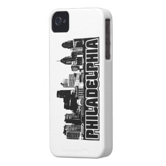 Philadelphia Skyline iPhone 4 Cases