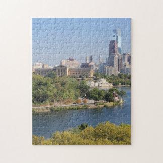 Philadelphia Skyline Photo Puzzle