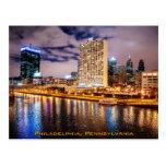 Philadelphia Skyline Post Cards