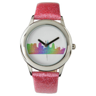 Philadelphia skyline watch