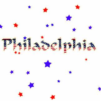 Philadelphia Stars Acrylic Cut Outs