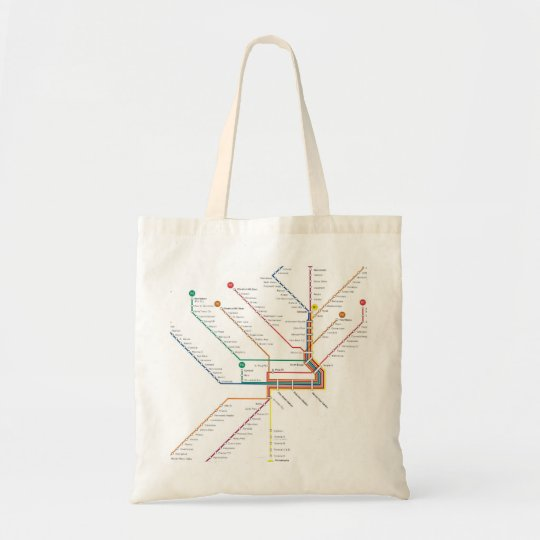 Philadelphia subway Bag