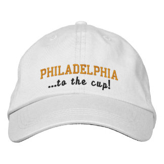 Philadelphia to the cup 2011 Playoffs Cap Embroidered Baseball Cap