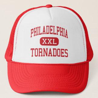 Philadelphia - Tornadoes - High - Philadelphia Trucker Hat