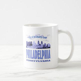Philadelphia USA Coffee Mugs