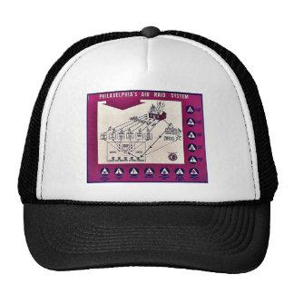 Philadelphia's Air Raid System Trucker Hats
