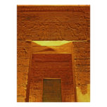 "Philae ""Doors"" (4) Poster"