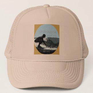 philasurfco trucker hat